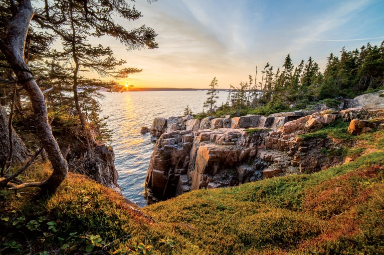 Maine Photo, Schoodic Point, Down East Magazine