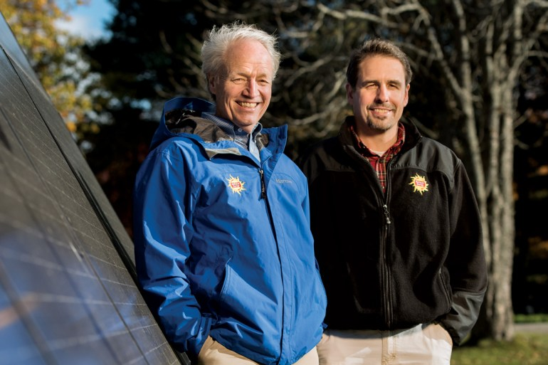 Solar Energy – Maine – ReVision Energy - Down East Magazine
