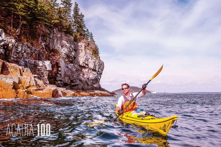 Kayaking the Porcupines