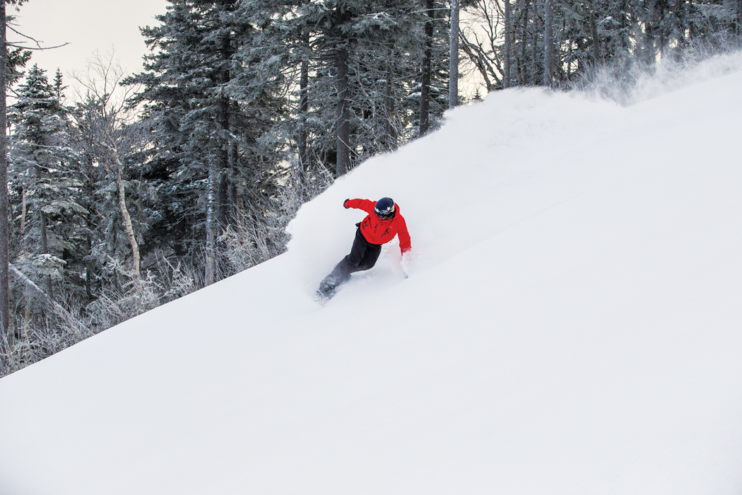 Maine Olympic snowboarder and backcountry pioneer Seth Wescott
