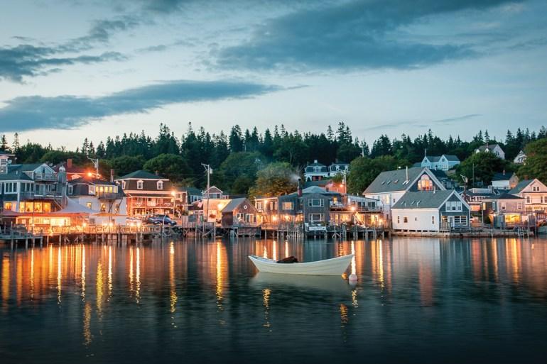 Stonington harbor - Maine harbors