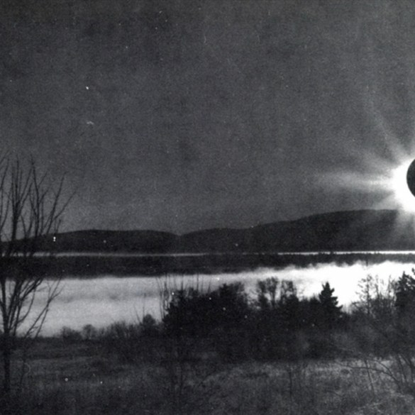 Solar Eclipse, July 1963