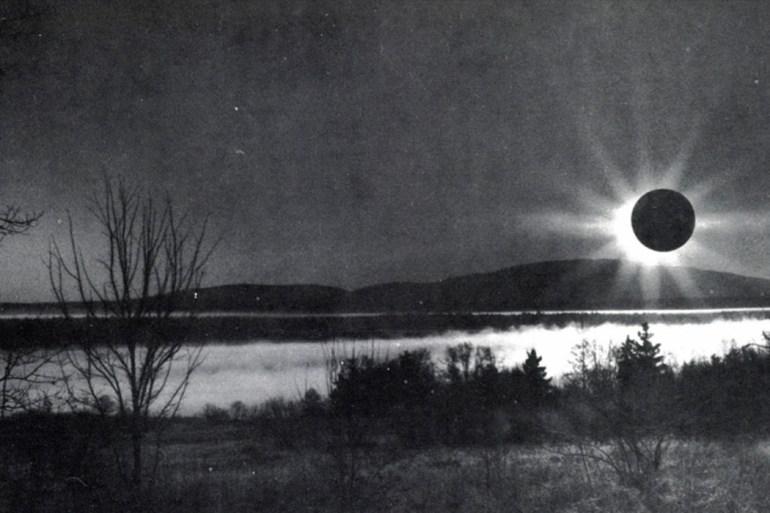 Solar Eclipse, July 1963