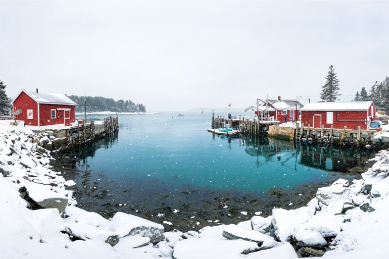 lobstering islet and seafood shack