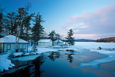 Long Pond, Belgrade Lakes, Maine