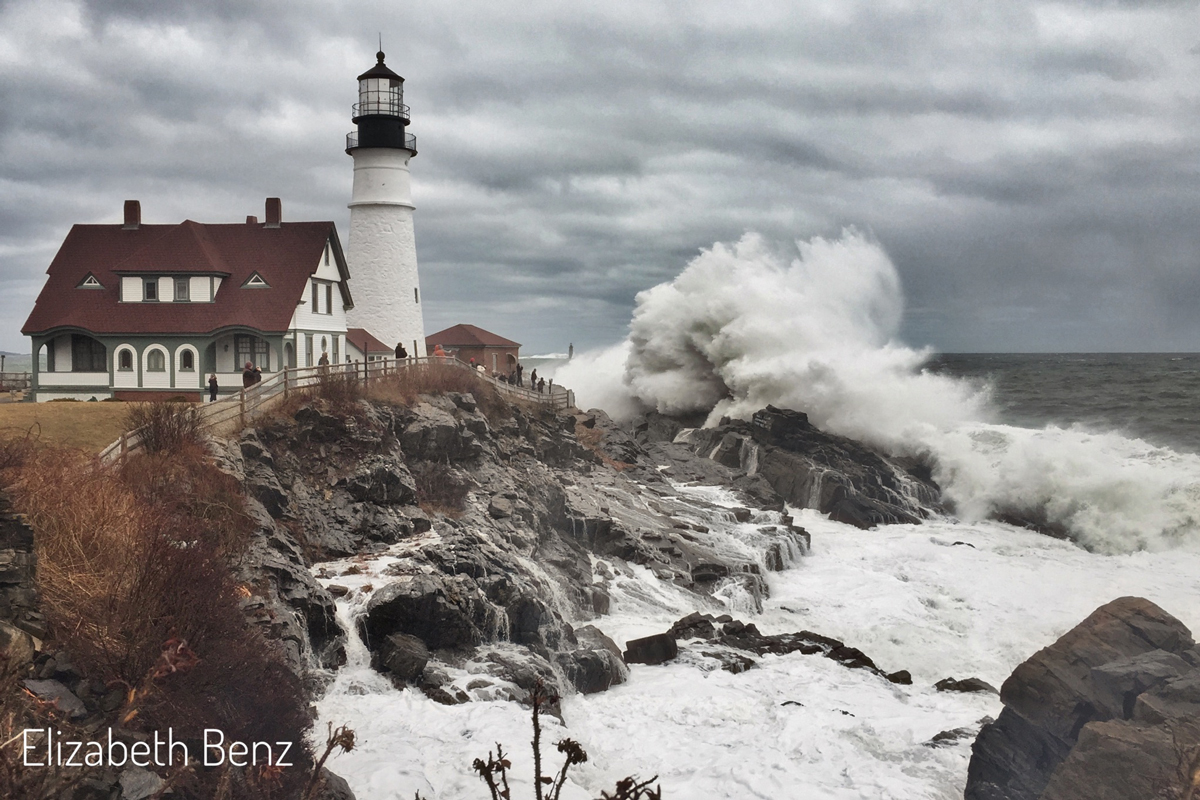 Portland-Head-Light-by-Elizabeth-Benz