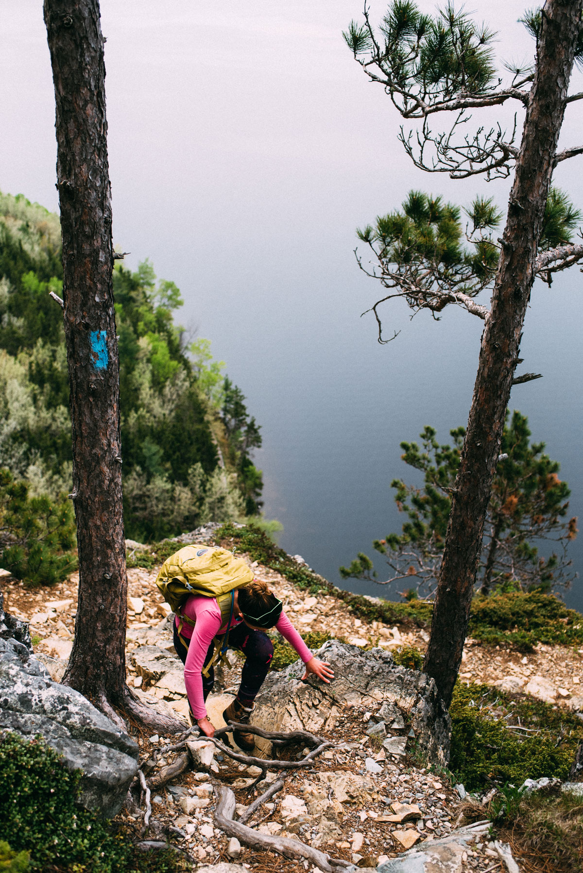 Mount Kineo Hike with the Alpine Women Collective