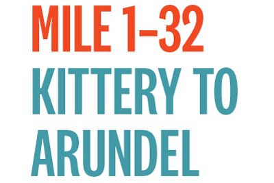 kittery to arundel