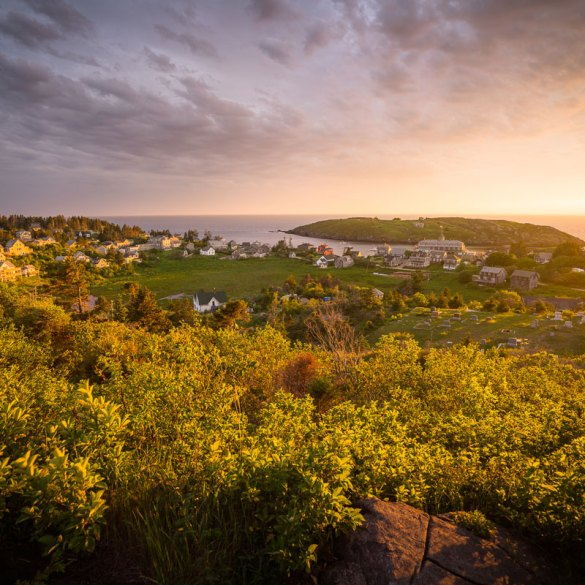 Sunset-over-Monhegan