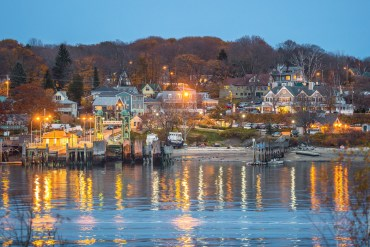 Casco Bay Islands, Rob Caldwell's favorite place
