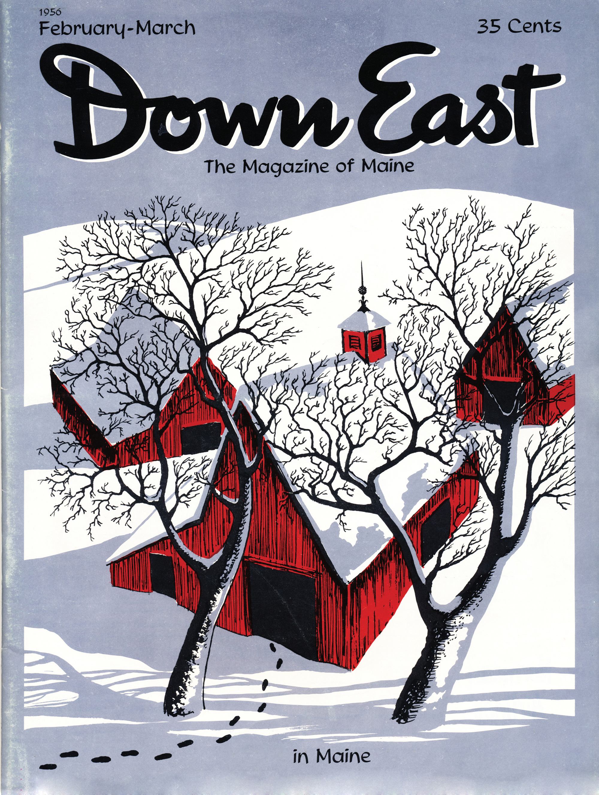 Down East Cover