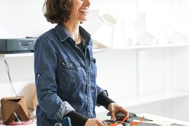 Julie Morringello, Modernmaine