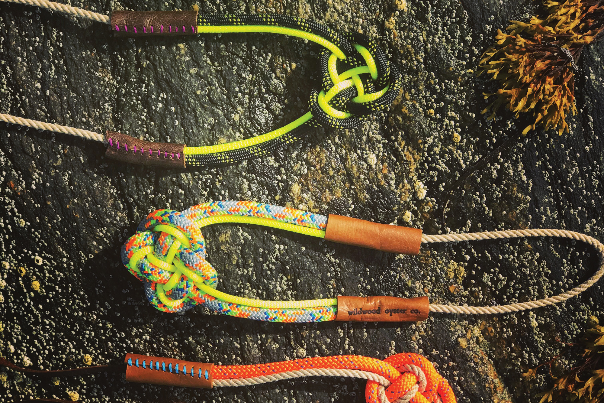 Wildwood Oyster Co.'s necklaces