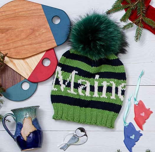 Maine-Made Gift Guide