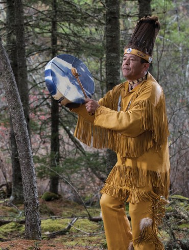 Listening to 130-Year-Old Passamaquoddy Recordings