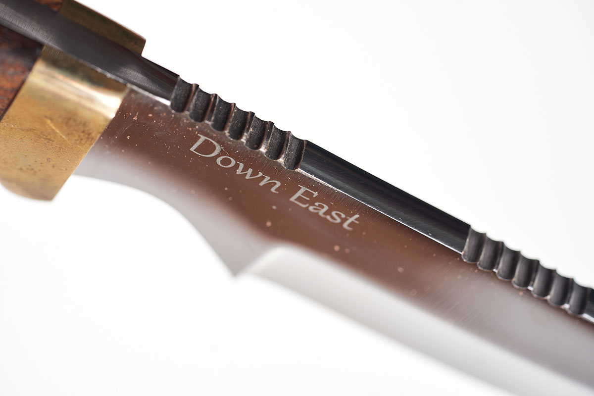Down East knives by Maine Knife Company