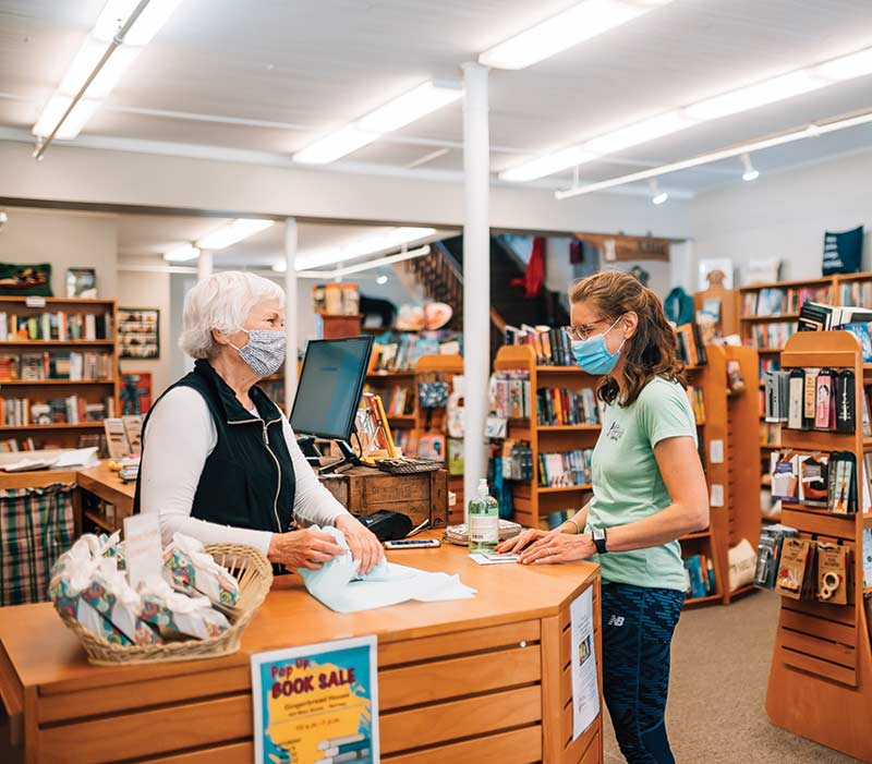 the Tribune Books & Gifts opened in 2018