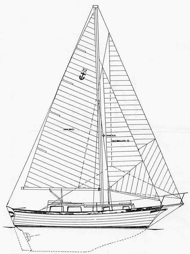 DE32 Gracie Emmett Boat Profiles ForumsDowneaster Yachts.com