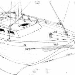 Mast Rigging Diagram 95 Honda Civic Wiring De32 Cutter Running And Standing Rig Details  Downeaster