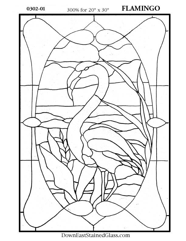 Stained Glass Designs Patterns