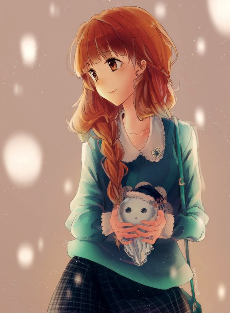 Beautiful Manga And Anime Paintings