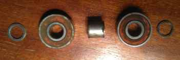 complete bearing set