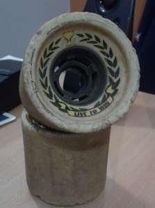 venom magnums downhill longboard wheels