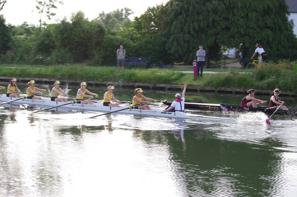 W1 bumping Clare for the Headship, day 1 Mays 2014