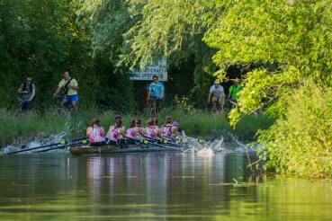 May Bumps Day 1, W1