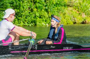 Shouting Coxing