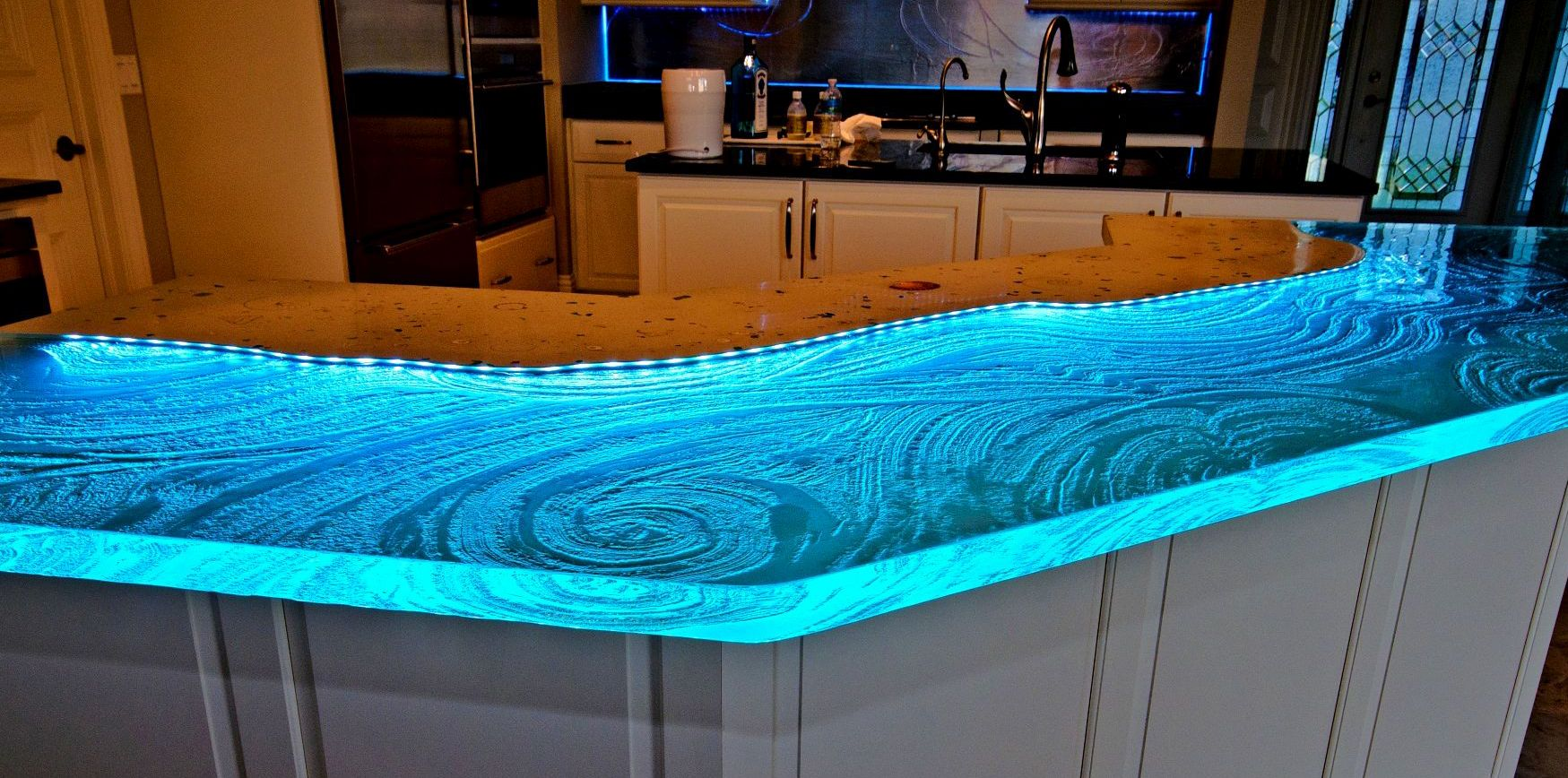 Glass Countertops Downing Designs