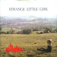 strangle little girl