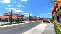 American Truck Simulator Map Mexico