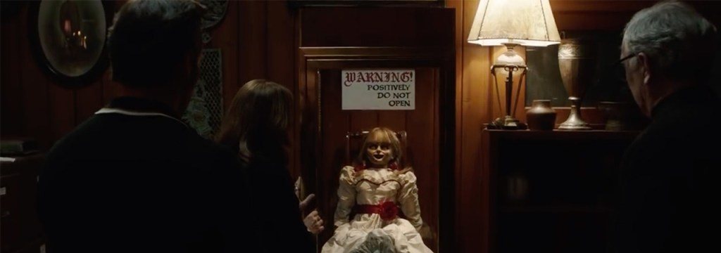 Annabelle Comes Home HC HDRiP