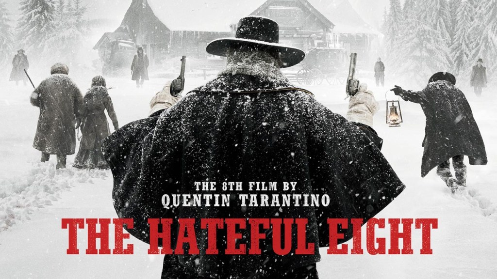 Download The Hateful Eight (2015) full Movie