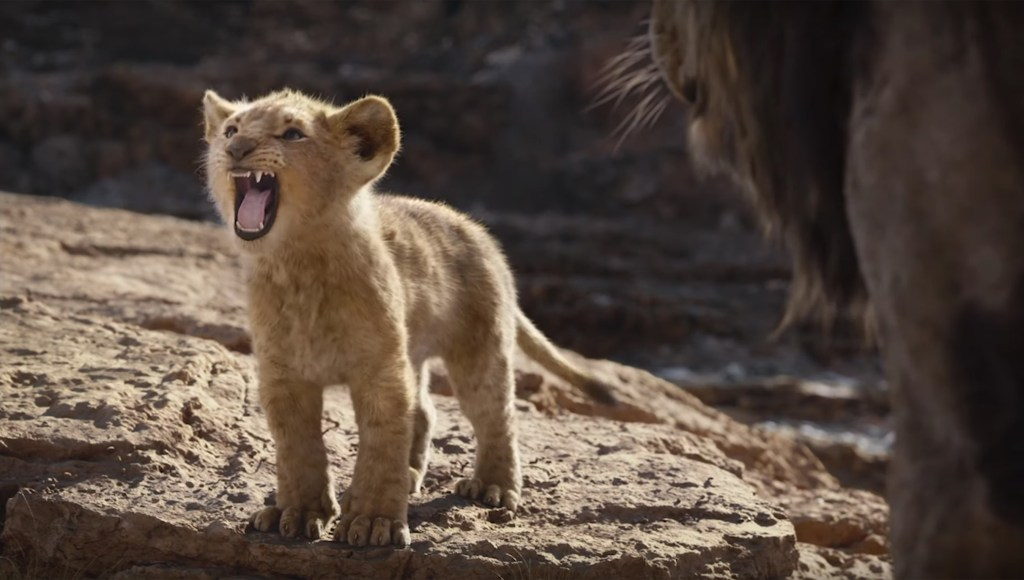 Download and Stream The Lion King (2019)
