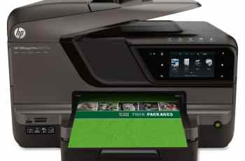 HP Officejet 8600 Printer Drivers Download