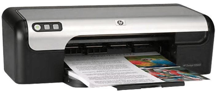 HP DESKJET D2460 SOFTWARE WINDOWS 7 64BIT DRIVER