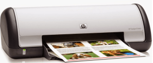 HP Deskjet D1460 Driver Download