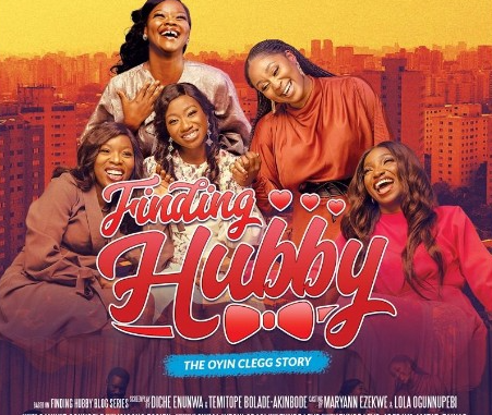 Finding Hubby - Nollywood Movie