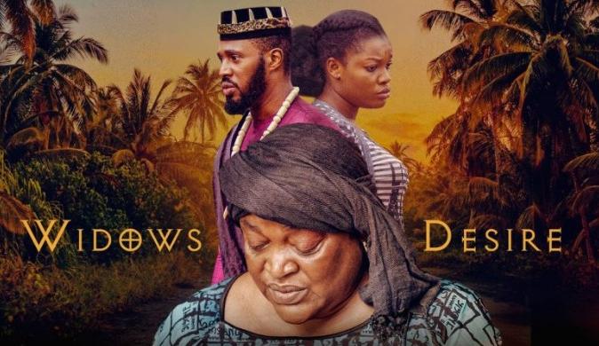 Widows Desire Nollywood Movie