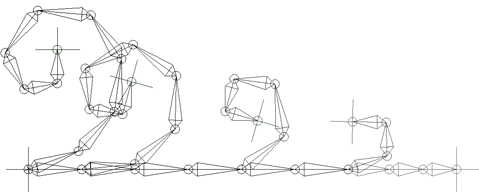 Animating with Forward Kinematics