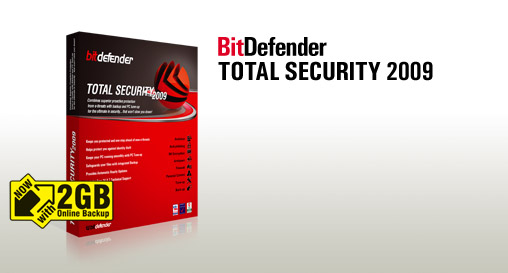 Bit Defender Total Security 2009