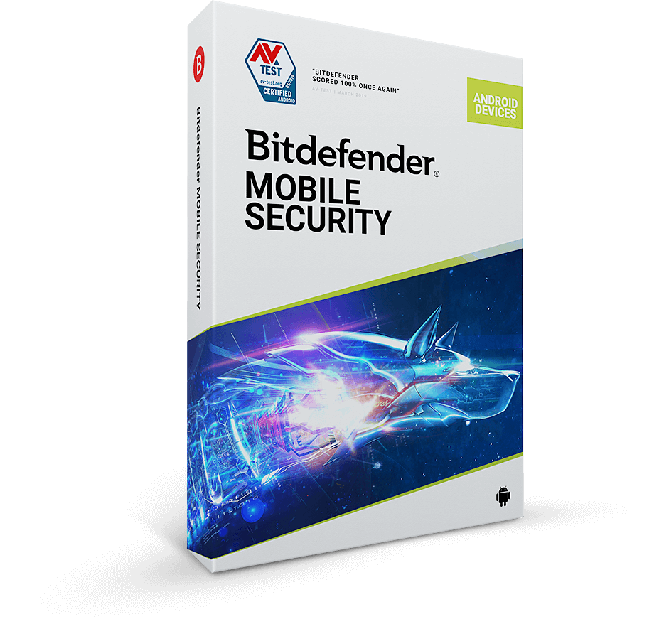 Bitdefender Mobile Security For Android Devices