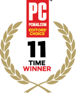 PC MAG - 11 TIME WINER
