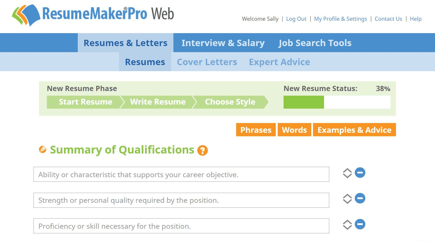 Resume Builder Software Download Pc Resumemakerpro Web Annual Subscription Job Search And Business