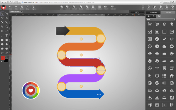 Youidraw - Graphic Design Software Mac & Pc