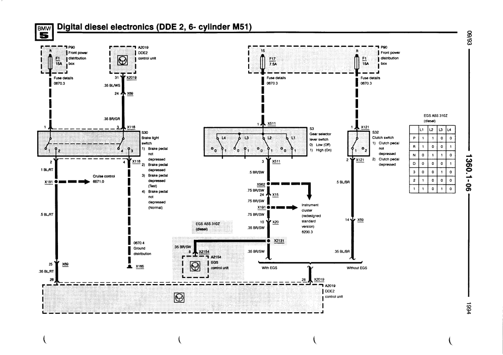 medium resolution of bmw e34 tds wiring diagram wiring diagram e34 radio wiring diagram bmw e34 wiring diagram pdf