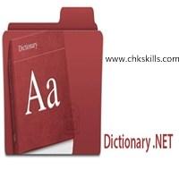 Dictionary-.NET