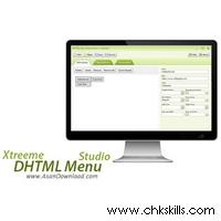 Xtreeme-DHTML-Menu-Studio